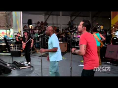 Santana - New Orleans Jazz & Heritage Festival (2014)