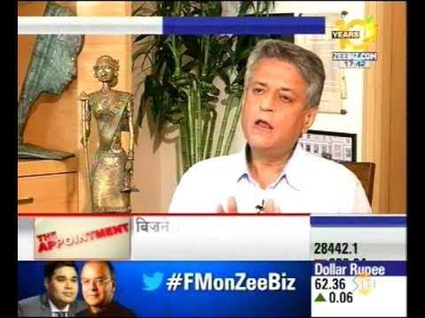Patu Keswani, CMD, Lemon Tree Hotels, on 'The Appointment', Zee Business
