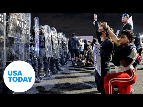 Civil disobedience continues across the country over George Floyd's death   USA TODAY