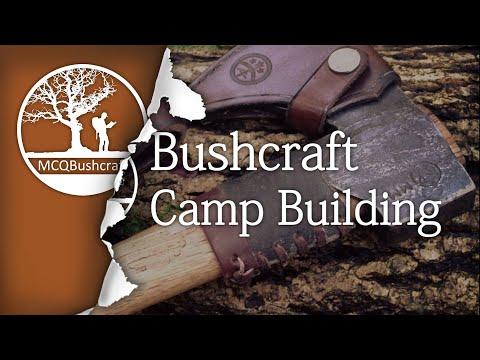 Bushcraft Shelters: Camp Construction