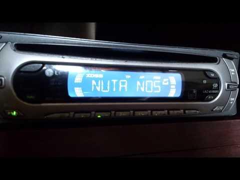 Radio samochodowe LG Lac - M1600r CD/MP3