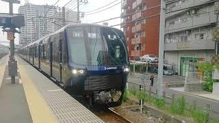 新型相鉄線東急直通用20000系