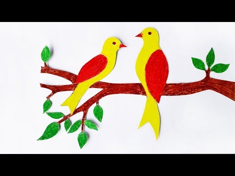 diy-paper-wall-art-|-home-decoration-ideas-|-wall-decor-|-wall-hanging-craft-ideas