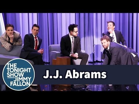 The Interview That Goes Wrong with J.J. Abrams