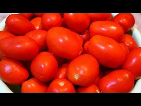 ПОМИДОРЫ ЗИМОЙ больше НЕ ПОКУПАЮ! Как заготовить помидоры на зиму.