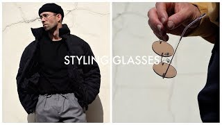 How To Style Glasses | 3 Outfit Options | Lookbook | Daniel Simmons x EyeBuyDirect