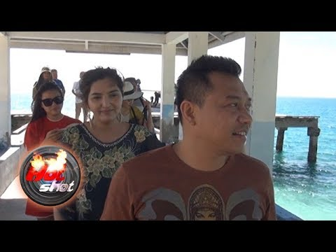 Keseruan Liburan Anang, Ashanty dan Aurel di Pulau Morotai - Hot Shot 12 November 2017