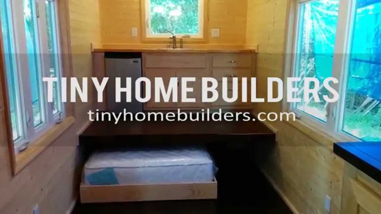 Tiny House Design 5 YouTube