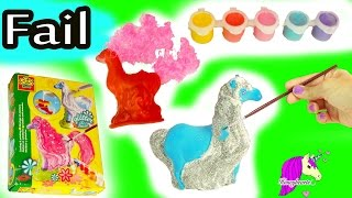 Does it work horse mold maker do it yourself diy craft paint kit big fail make your own mold paint fantasy horses glitter hair do it solutioingenieria Image collections