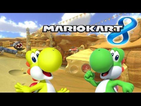 Mario Kart 8 w/ Yoshi - VAF Plush Gaming #14