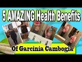 5 AMAZING Health Benefits Of Garcinia Cambogia To Help You Lose Weight Fast