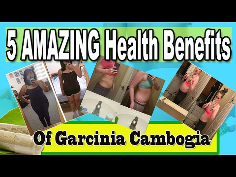 5 AMAZING Health Benefits Of Garcinia Cambogia To Help You Lose Stubborn Belly Fat Fast