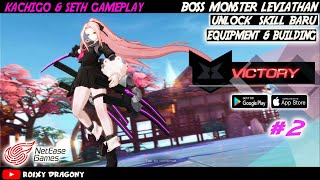 Gambar cover Boss Monsters,Unlock Skill Baru !!! Eternal City 7days (ENG) Android/iOS game