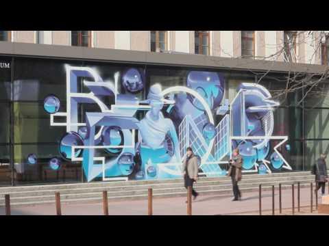 Polyhymnia2000deluxe / Bond Truluv @ Next Comic Festival Linz, Austria