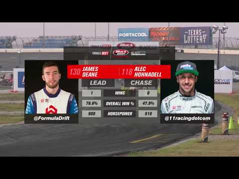 Formula DRIFT Texas Top 16 Livestream Replay