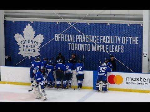 2017 Triple Crown East - Pro Hockey Newport Game 1 Vs Montreal Superchallenge