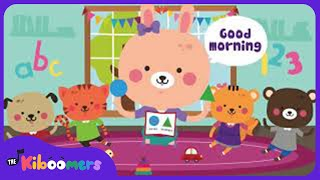 Good Morning Song | Circle Time Songs for Preschool
