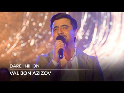 Валичон Азизов - Дарди нихони _ Valijon Azizov - Dardi Nihoni 2020