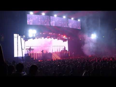 """Stayin Out All Night"" Wiz Khalifa@Giant Center Hershey, PA 7/3/15 Boys of Zummer Tour"
