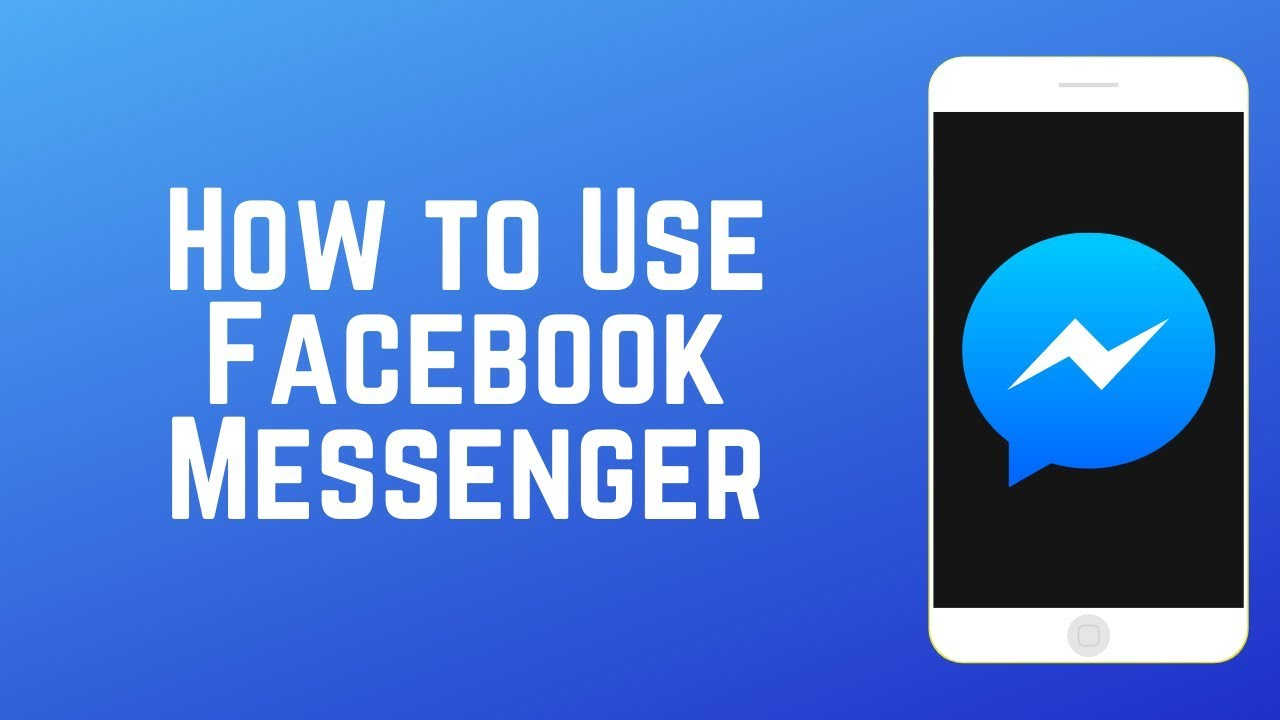 FACEBOOK MESSENGER APP 2020
