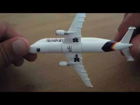 My Airplane Model Collection - 500 Scale Airbus Aircraft