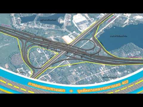 โครงการทางเลี่ยงเมืองหาดใหญ่ จังหวัดสงขลา