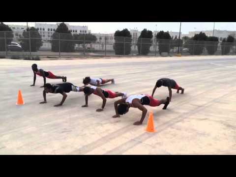 Bahrain triathlon national team - season 2015