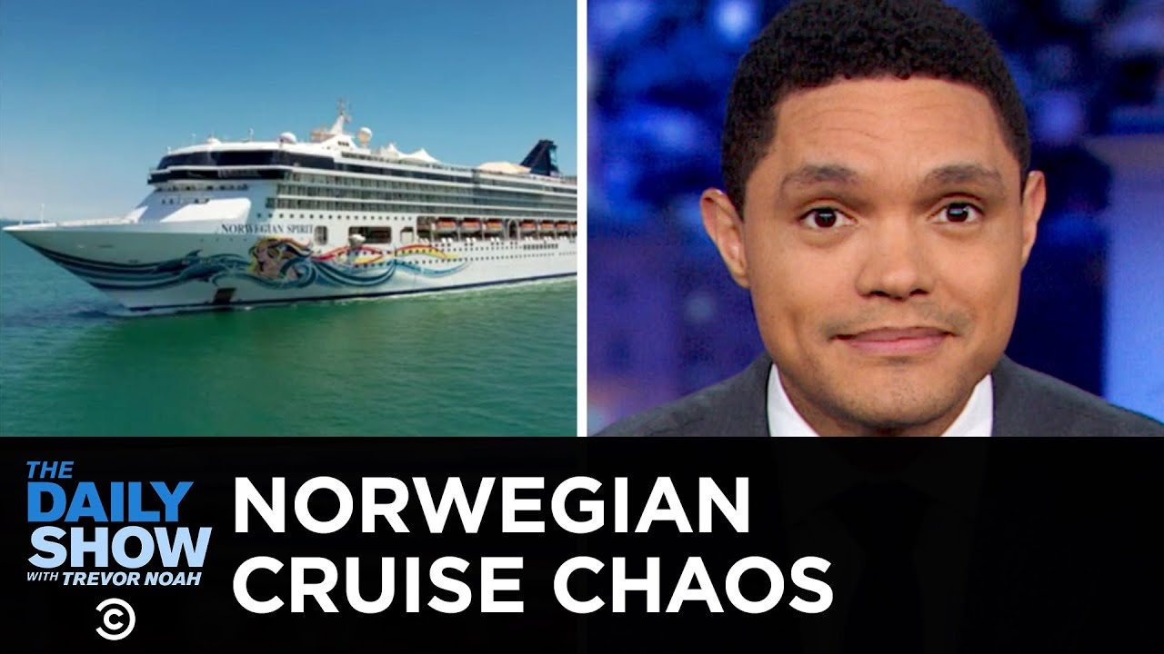 Cruise Ship Mayhem & A Hot-Air Balloon Disaster | The Daily Show