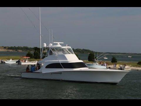 2014 57' Island Boat Works - YouTube