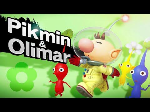 Pikmin Remix: Ai No Uta (Pikmin & Olimar Remashed)