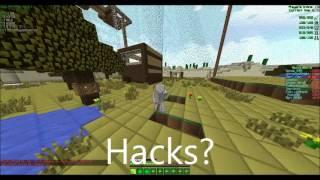 Minecraft: xPlay server HACKS? mariusfi05