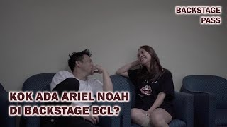 Download lagu Kok Ada Ariel Noah di Backstage BCL??