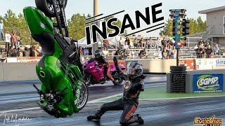 WILDEST DRAG BIKE CRASHES, ACCIDENTS AND MISHAPS 2020! MOTORCYCLE DRAG RACING GONE WRONG!