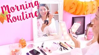 ♡ MORNING ROUTINE 2016 ♡ Autumn Edition ♡ Vanessa Ziletti ♡