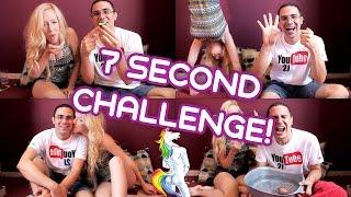 ΠΡΟΚΛΗΣΗ 7 ΔΕΥΤΕΡΟΛΕΠΤΩΝ! (7 Second Challenge)