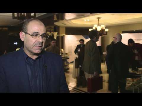 Cairo Symposium: Hedi Triky, Tunisia