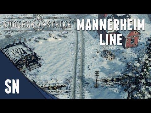 Mannerheim Line! -