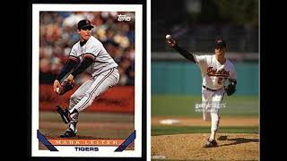 Detroit Tigers at Baltimore Orioles Oct 5 1991 WJR Partial Game Broadcast