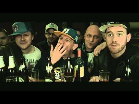 KINXTAPE: Fluor, Eckü, Pixa, Stephco - Be a pultba ( Official Music Video)