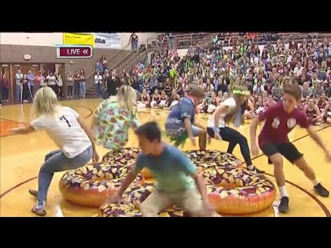 htfpr henderson county high school musical donuts