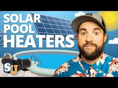 How to Buy The Best SOLAR POOL HEATER   Swim University