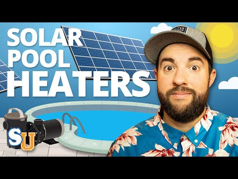 How To Buy The Best SOLAR POOL HEATER | Swim University