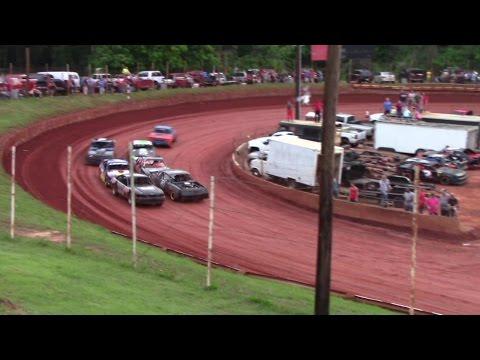Winder Barrow Speedway Street Stock Feature Race 4/29/17