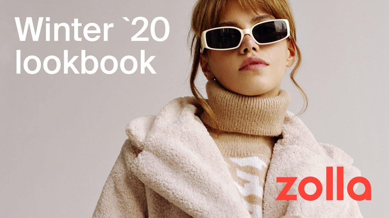 [VIDEO] - Zolla || Winter lookbook 2020 2