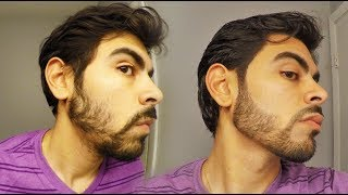 Fastest & Sharpest Beard Trim | How to Trim an Uneven Beard | | Tip #20 | 3 Minute Tutorial
