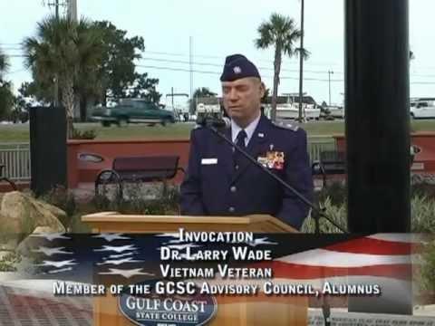 GCSC Military Park Ribbon Cutting Ceremony