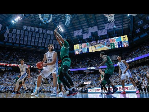 UNC Men's Basketball: Heels Edge Canes in OT Thriller, 88-85