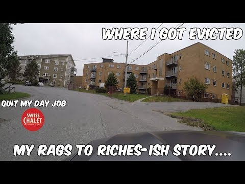My Rags To Riches-ish Story! Evicted & In Debt To Success
