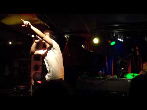 Jamie Cullum @ The Basement in Sydney