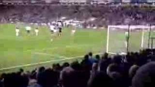 West Ham Vs Spurs Defoe Penalty 04/03/07